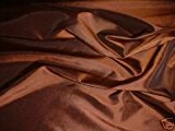Fabrics Online Uk Chocolate Brown Taffeta Bridesmaid Dress Curtain Fabric - Fabric Is Sold By The Meter