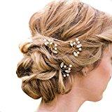 Gracewedding Bridal Wedding Crystal Rhinestones Women Hair Pins (pack 0f 3)