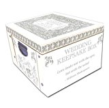 Robert Frederick Wedding Keepsake Collapsible Storage Box, Plastic, Assorted