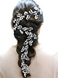 Gracewedding Fashion Crystals Bridal Headband Wedding Headpiece Accessories