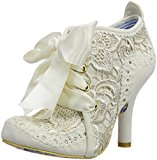 Irregular Choice Abigail's Third Party, Women's Closed-Toe Pumps, Off White (Cream), 5 UK (38 EU)