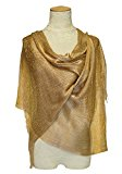 Womens Evening Wrap Stole Shawl For Wedding , Parties , Bridesmaid,Prom Scarf with Fringe