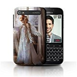 Official Elena Dudina Phone Case / Cover for Blackberry Classic/Q20 / Flower Dress/Bride Design / Elegant Fairies Collection