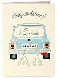 James Ellis Retro Press Wedding Mini Card